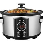 Slow Cooker Aicok 3.5 litri