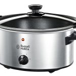 Recensione della slow cooker Russell Hobbs 22740-56